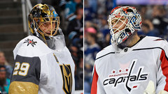 Capitals vs. Golden Knights - Who has the advantage in net?