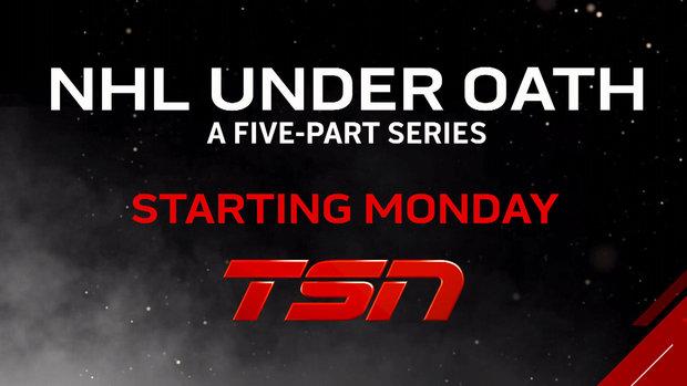 NHL Under Oath - Trailer