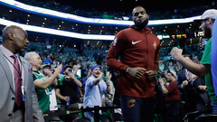 Could fatigue come into play with LeBron's season on the line?
