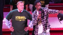 Rockets owner and Travis Scott honour Santa Fe HS seniors