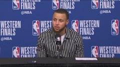 Steph on CP3's shimmy: 'It was well-deserved'