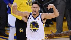 NBA: Rockets 86, Warriors 115