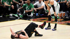 Love ruled out for Game 7 with concussion