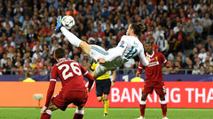 Must See: Bale's bicycle kick is a thing of beauty