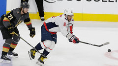 Capitals and Golden Knights both looking for first Stanley Cup win