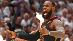 Must See: LeBron's dagger 3-pointer as called by ESPN Brazil