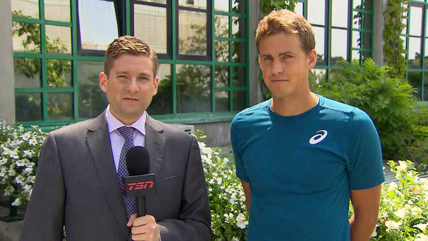 Pospisil downplays lack of clay success: 'I can be dangerous on all surfaces'
