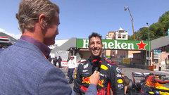 Pole-sitter Ricciardo seeking Monaco redemption after pit stop error in 2016