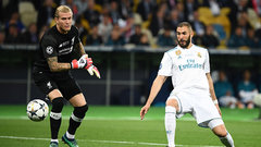 Must See: Benzema capitalizes on Karius' error