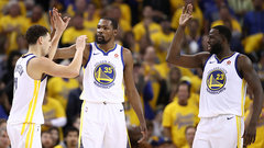 Stephen A. marvels at Warriors' three-point attack