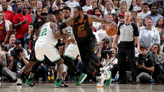 Oladipo: King James in Game 7 'unstoppable'