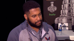 Smith-Pelly: Trotz yelling was the turning point for Capitals' season