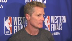 Kerr on Iguodala's status: 'I'd call him doubtful'