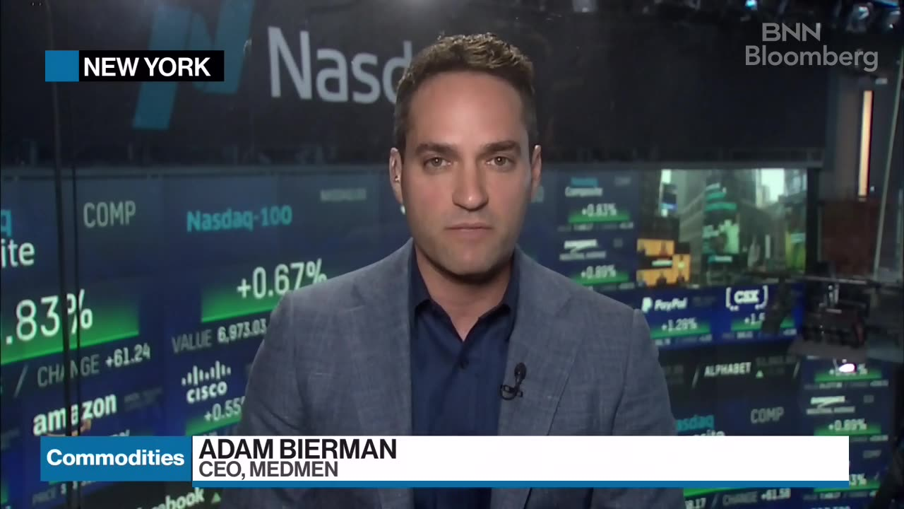 MedMen now trading in Canada after reverse takeover - Video - BNN