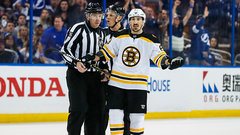 Marchand responds to Habs' Twitter chirp