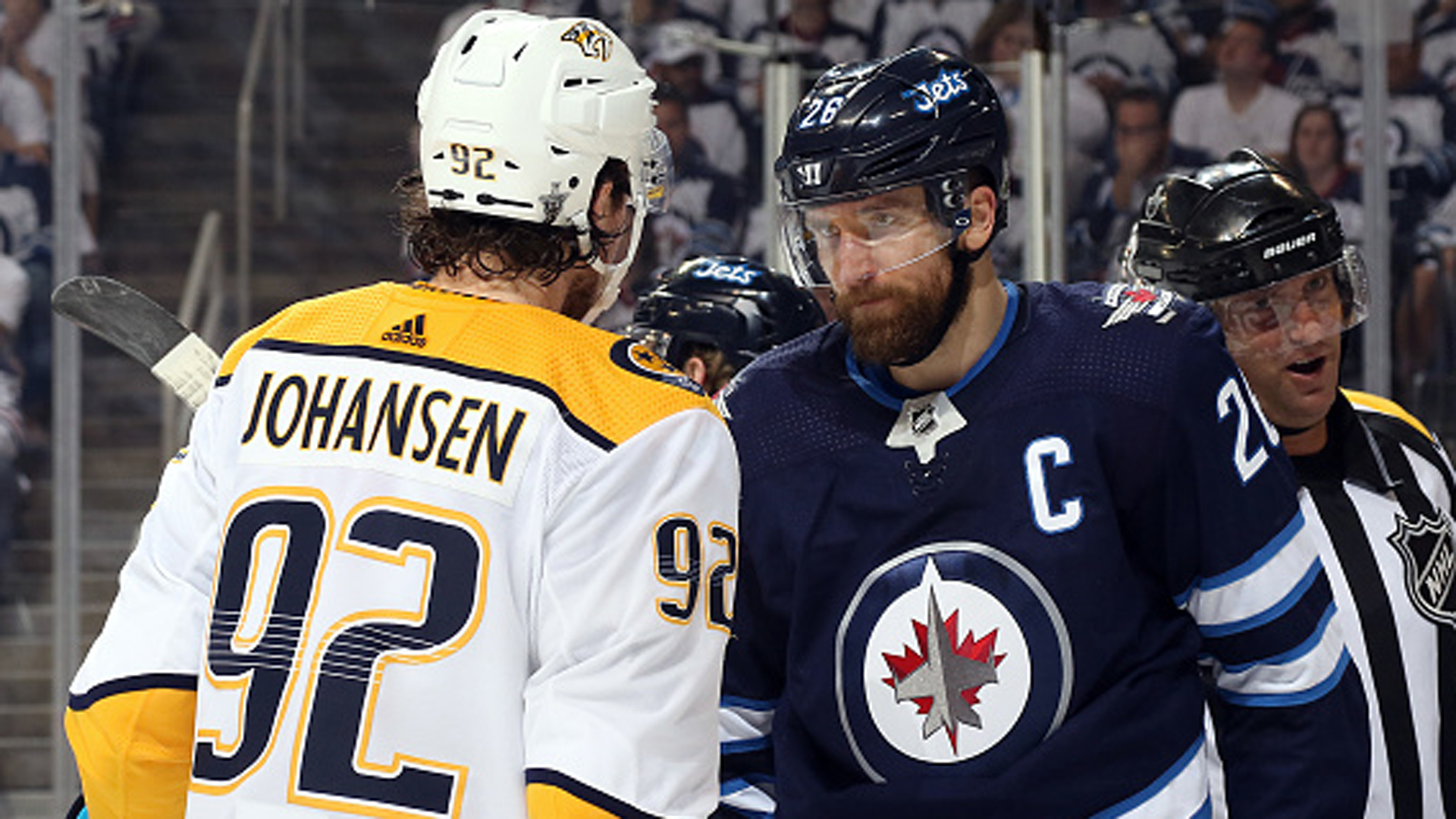 Jets Confident They Can Get Back On Track After Game 6 Loss To Predators