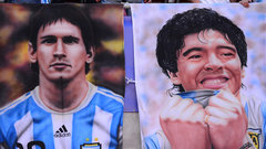Messi vs. Maradona