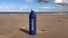 Power Shift: Crowdfunding a plastic-free water bottle