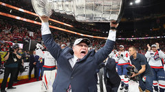 LeBrun: Magic of Caps winning the Cup could mean Trotz stays