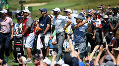 Is it entertaining to watch great players play poorly at the US Open?