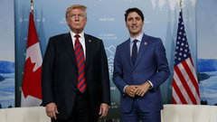 How Canadians are viewing the ongoing trade spat with the U.S.