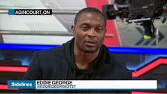 NFL legend Eddie George's three Es for success in his post-football career