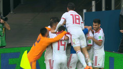 Must See: Own-goal decides Iran/Morocco in 95th minute