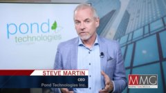 Pond Technologies' platform to transform carbon dioxide into algae products for revenue