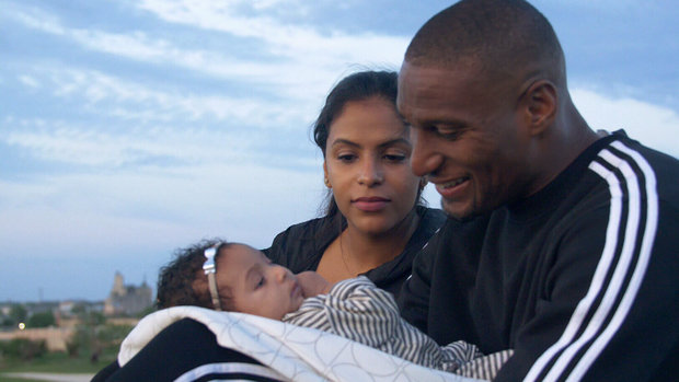 The importance of a father's presence