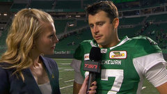Collaros excited to get the ball rolling
