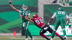 Collaros ready for fresh start with Riders