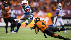 Lions' defence overwhelmed Willy in season opener