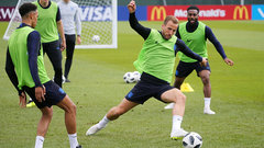 Will lowered expectations help England?