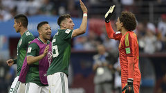 Mexico stuns Germany with near-perfect performance