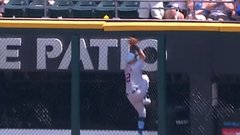 Must See: Martin goes to the wall to make nice catch for Tigers