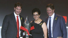 Babcock, Goyette, Smyth named to the Order of Hockey in Canada