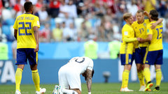 Sweden pick up 'very important three points'