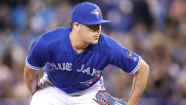 Will Osuna ever pitch for the Jays again?