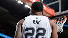 What is the market for Rudy Gay?