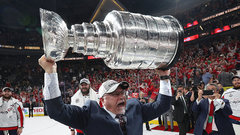 Trotz resigns as head coach of Capitals