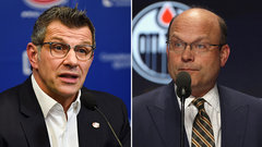 Bergevin, Chiarelli haven't had much success with blockbuster trades in June