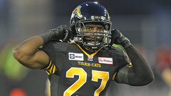 Owens added to Eskimos' negotiation list; All-Star DB Breaux returns to Ticats