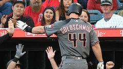 MLB: Diamondbacks 7, Angels 4