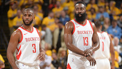 Stephen A. 'could see Houston winning' Finals next season