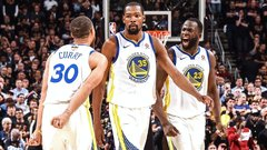 Warriors have work to do to keep dynasty intact