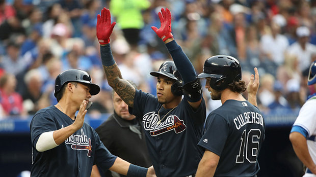 MLB: Braves 11, Blue Jays 4