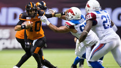 CFL Wired: Week 1 - Jennings out-duels Willy in Lions' win