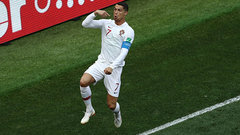 Ronaldo dominating the 2018 FIFA World Cup Russia
