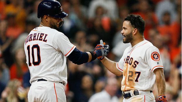 MLB: Rays 1, Astros 5