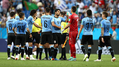 Uruguay win eliminates Saudi Arabia, Egypt from 2018 FIFA World Cup Russia